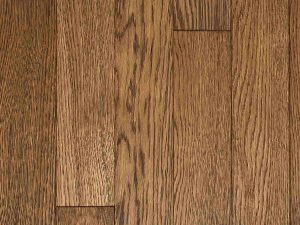 Natural select grade white oak floor, oiled Alexandria color