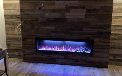 5 raisons pourquoi vous devriez avoir une unité murale de bois de grange!